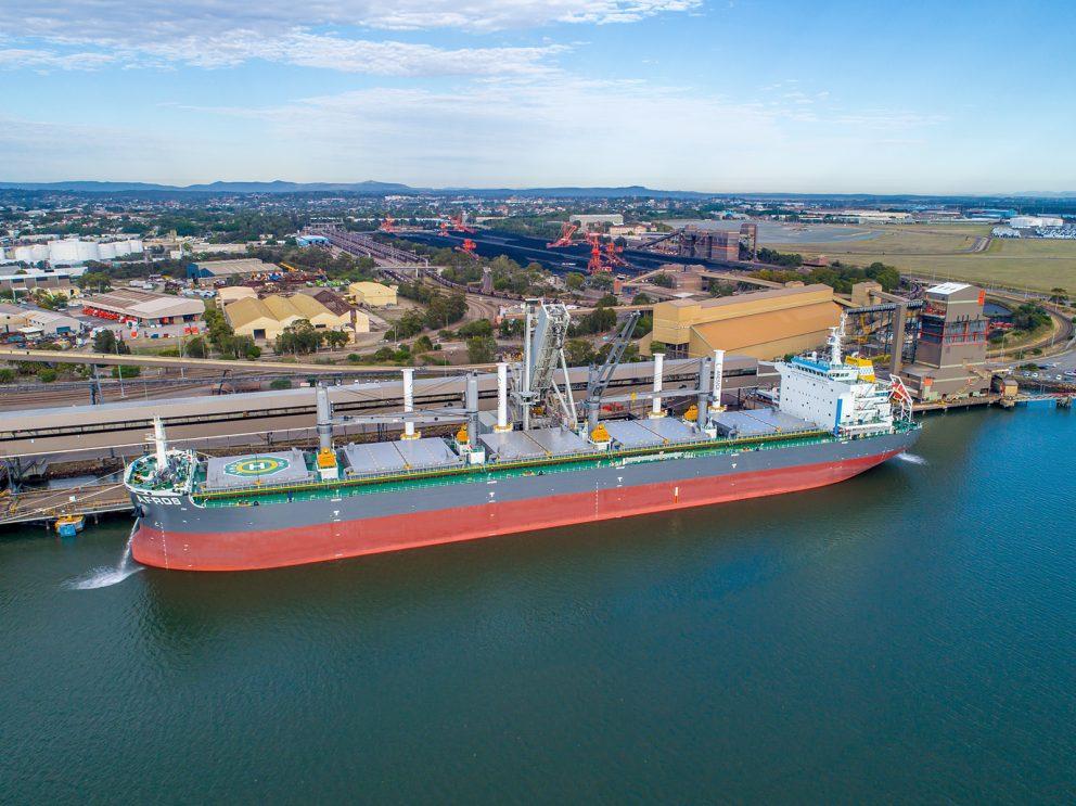 Blue Planet Shipping MV Afros